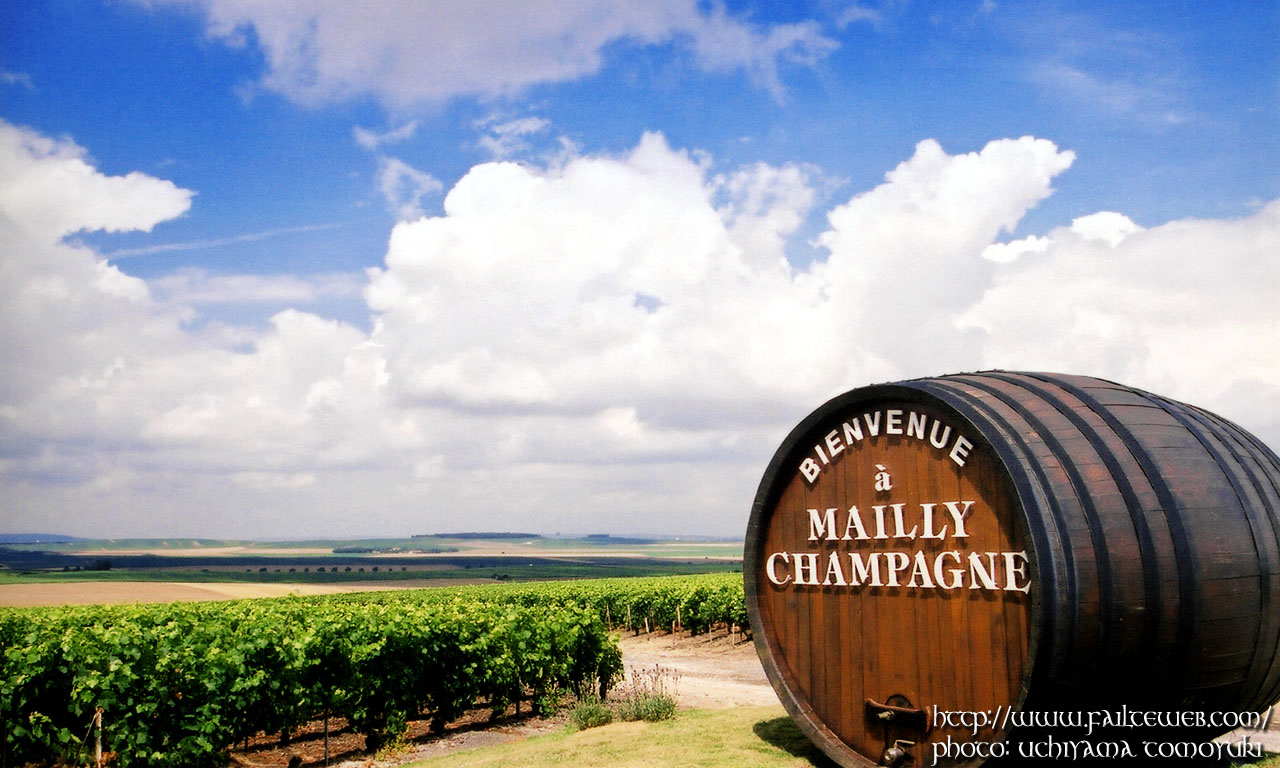 Mailly-Champagne WALLPAPER