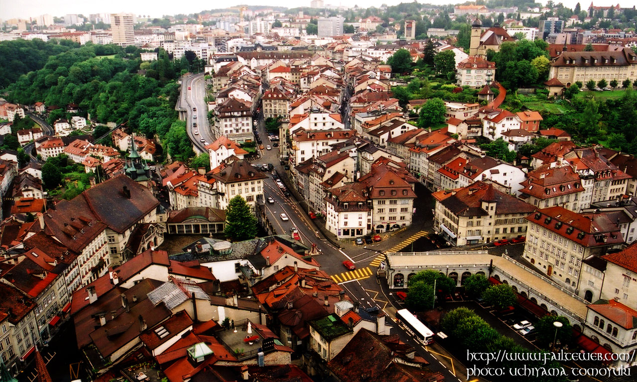 Fribourg WALLPAPER
