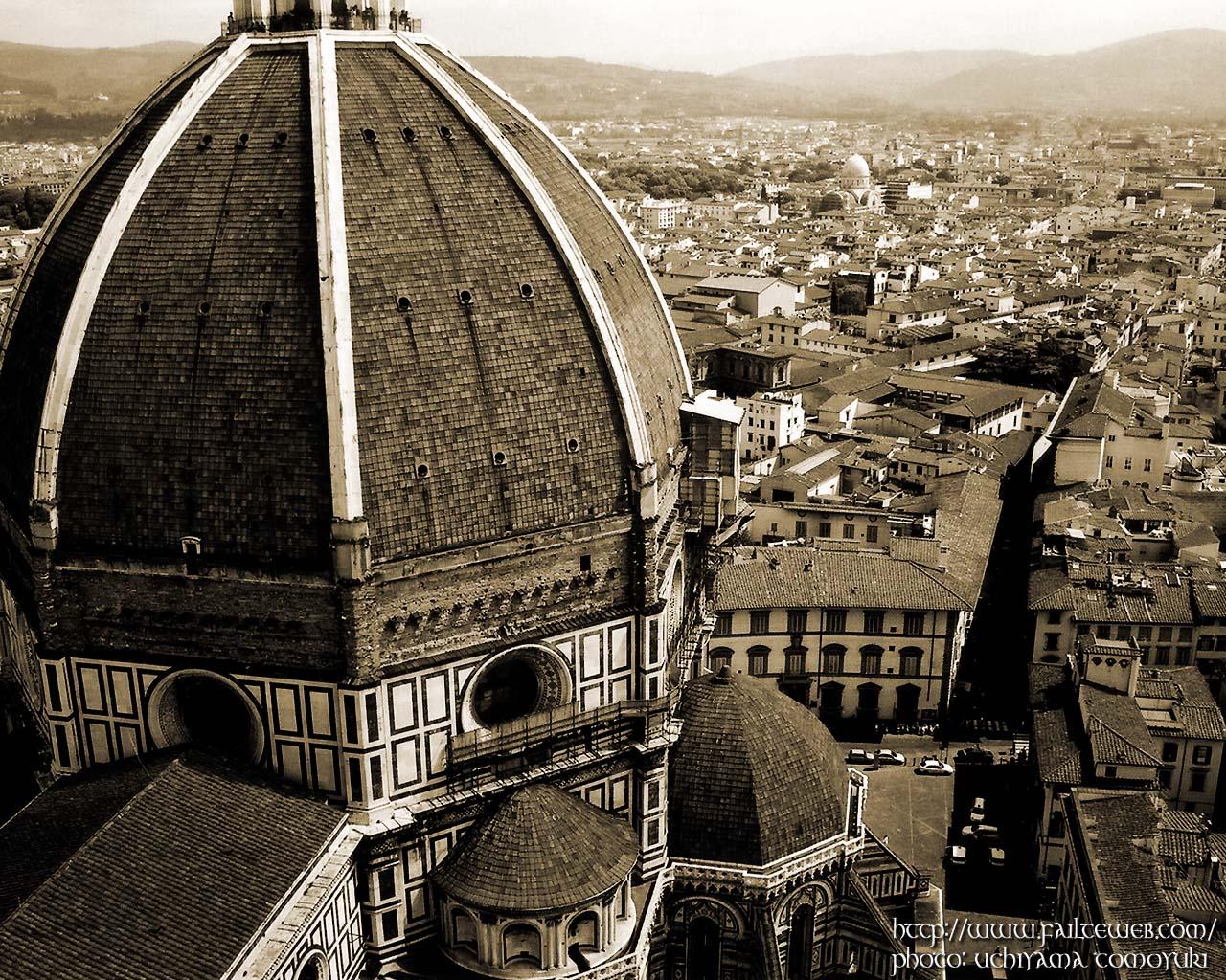 フィレンツェ 壁紙写真