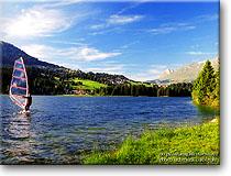 最近の作品「スイス・レンツァーハイデ村」