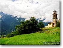 最近の作品「イタリア・テーリオ村」