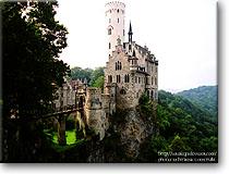 Schloss Lichtenstein リヒテンシュタイン城